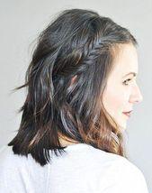 #bestbra #braids #Easy #easybraids #Hair #Hairstyle #Short #shorthair 18 Easy Braids for Short Hair #shorthair #braids #hairstyle #easybraids #bestbra...,