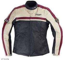 Triumph Ladies Riva Jacket New Triumph Motorcycles Jackets