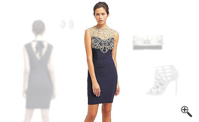 Kleider zur Silberhochzeit + 3 Schicke Outfits für http://www ...