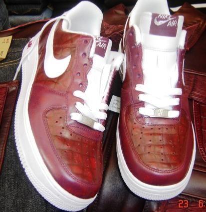 the new jordan tennis shoes custom air force ones