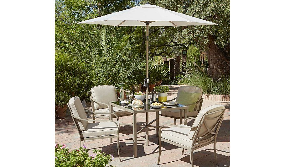 Haversham 6 Piece Classic Patio Set