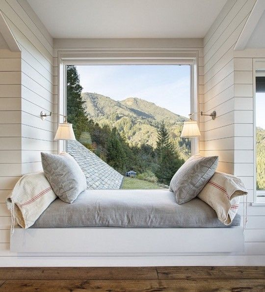 8 Dreamy Nooks For A Relaxing Home Daily Dream Decor Home House Window Seat