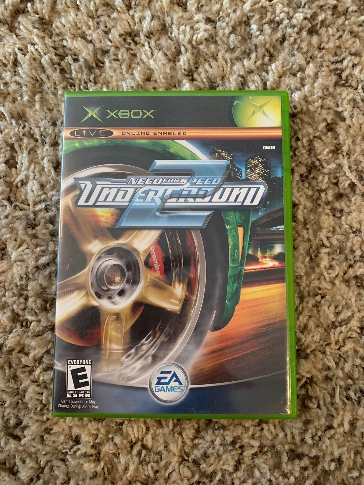 Selling Need For Speed Underground 2 Super Fun Racing Game For