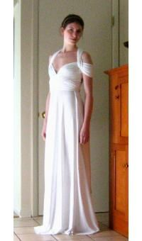 make your own wedding dress | Upcycle clothing and patterns ...