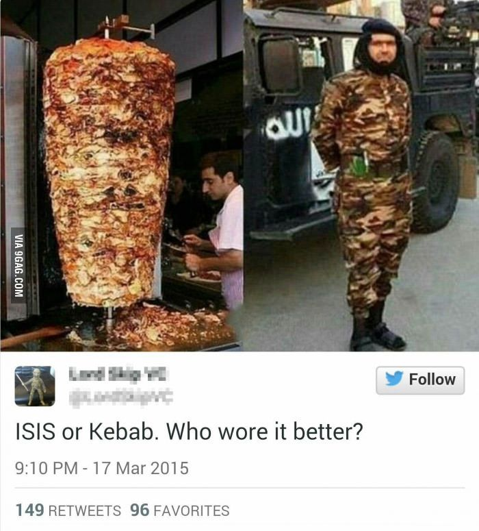 Who wore it better.