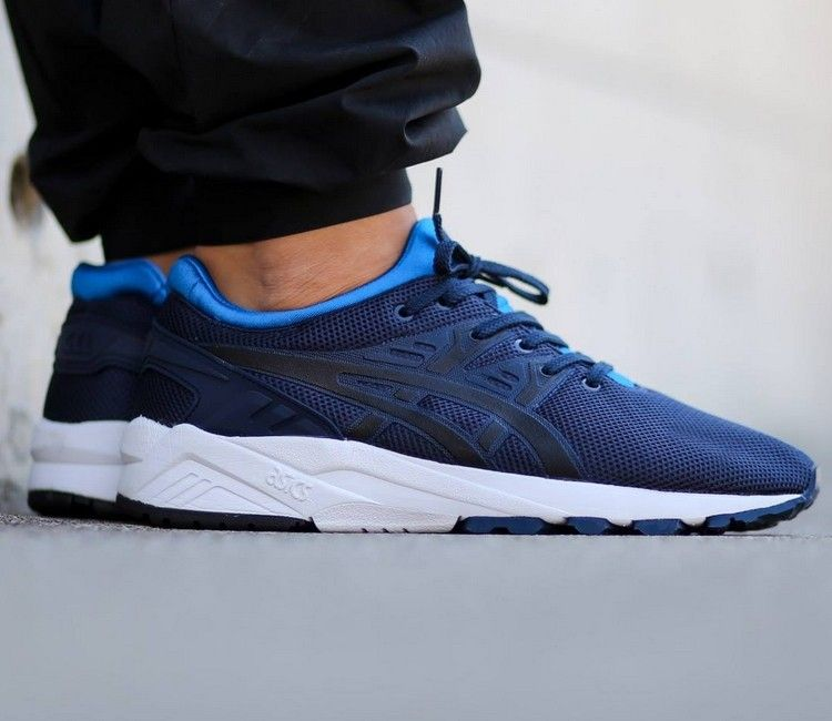 Asics Gel-Kayano Trainer EVO - Navy / Black
