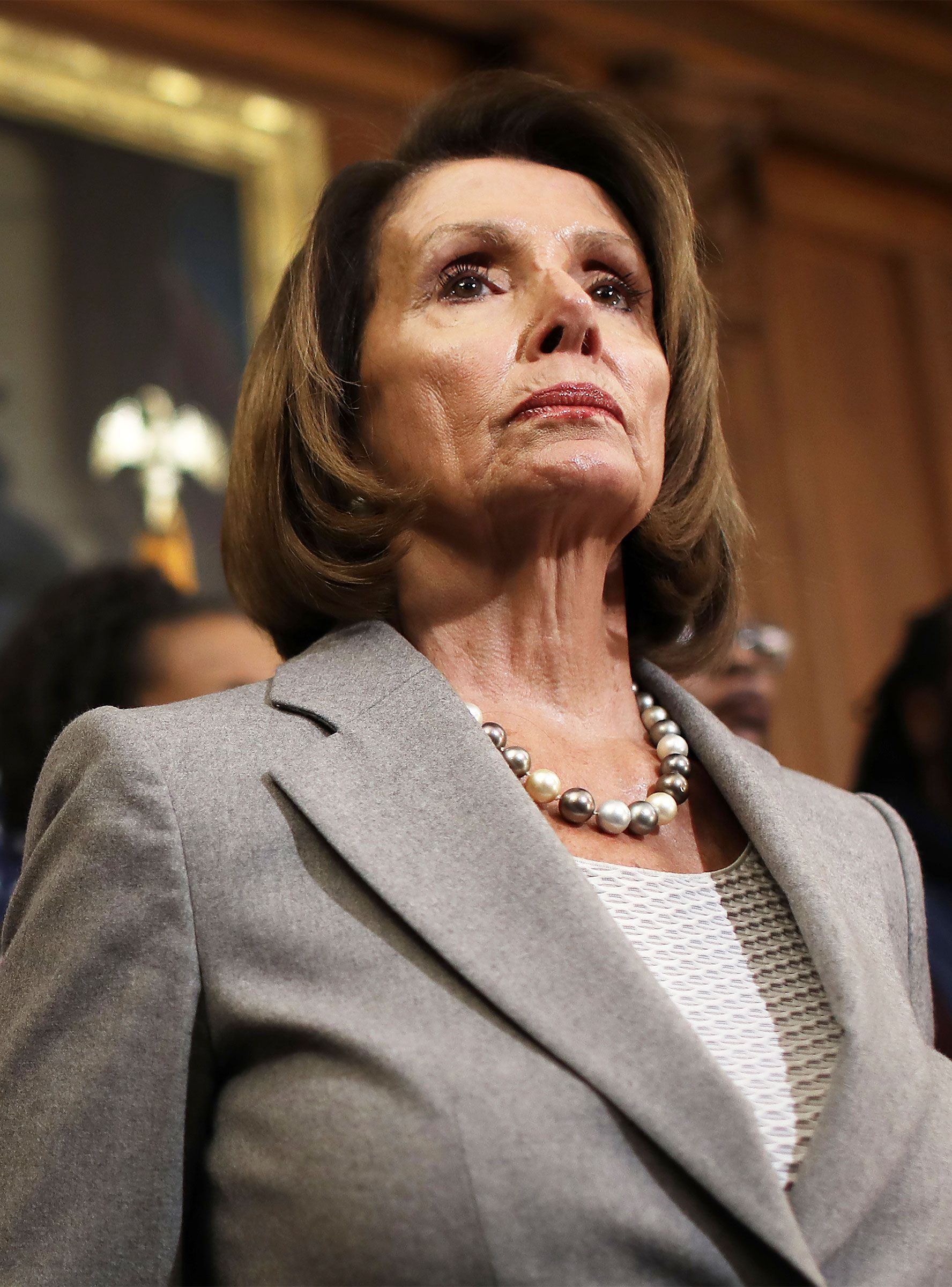 Nancy Pelosi S Body Language Sends A Strong Message About