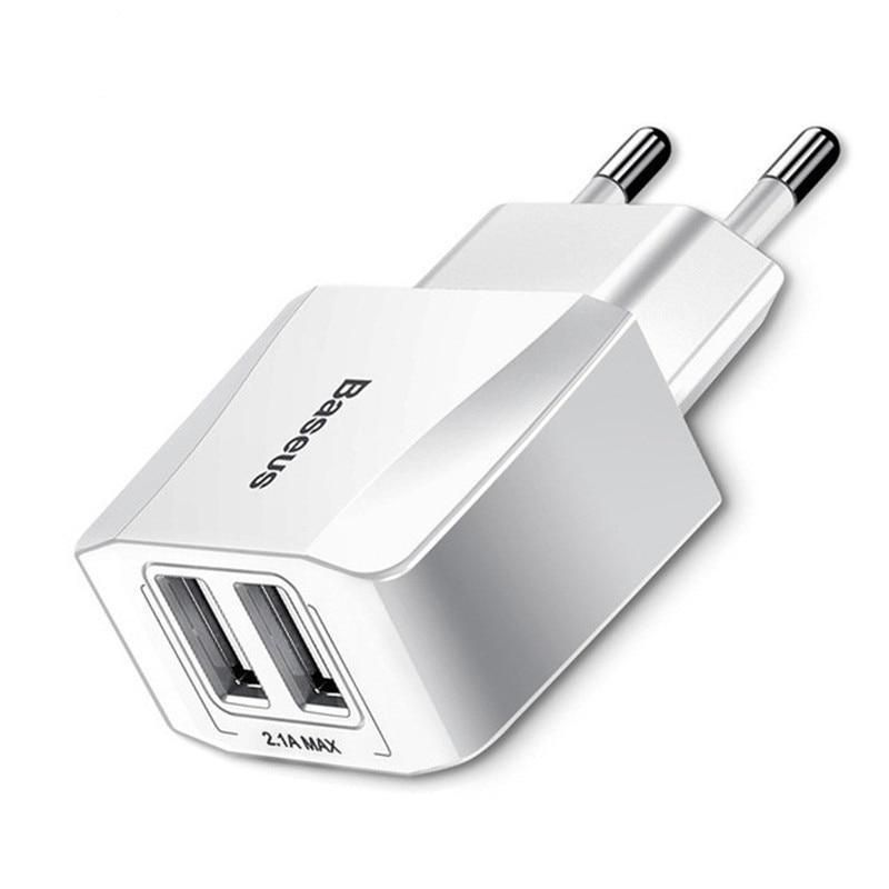 Apple quince baseus dual usb charger wall charger usb
