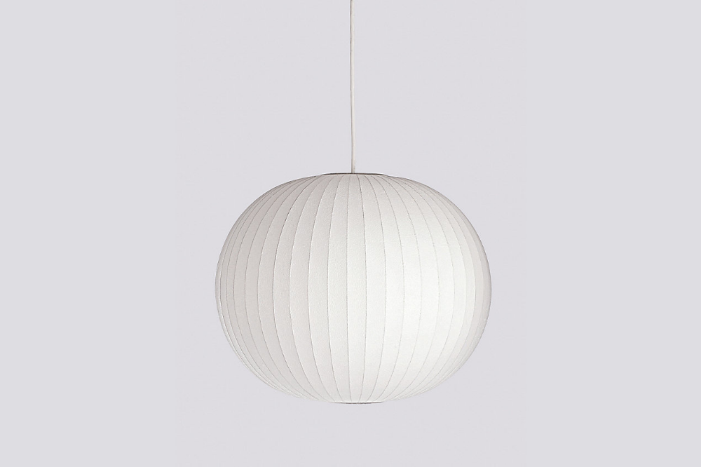Nelson® Ball Pendant Lamp Outdoor furniture design