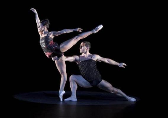 """Obelisco"" Partener Marlucia do Amaral, Choreography Martin Schläpfer"