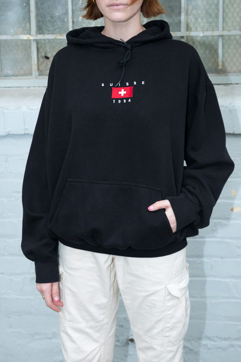 Christy Suisse 1984 Hoodie | Hoodies, Brandy melville
