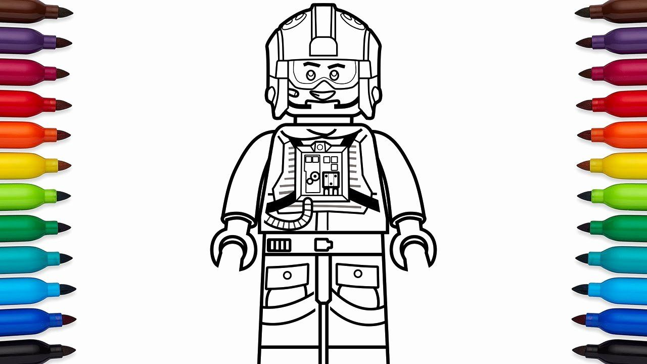 28 Lego Star Wars Coloring Page Lego star wars, Star