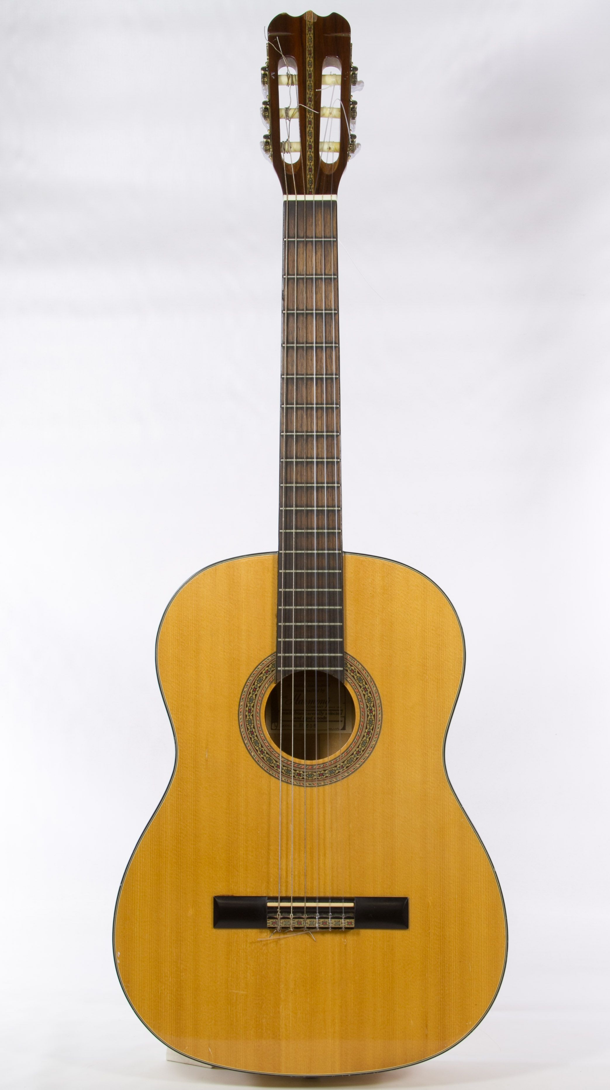 Lot 378 harmony model h606 acoustic guitar having a blonde wood lot 378 harmony model h606 acoustic guitar having a blonde wood frame a jeuxipadfo Gallery