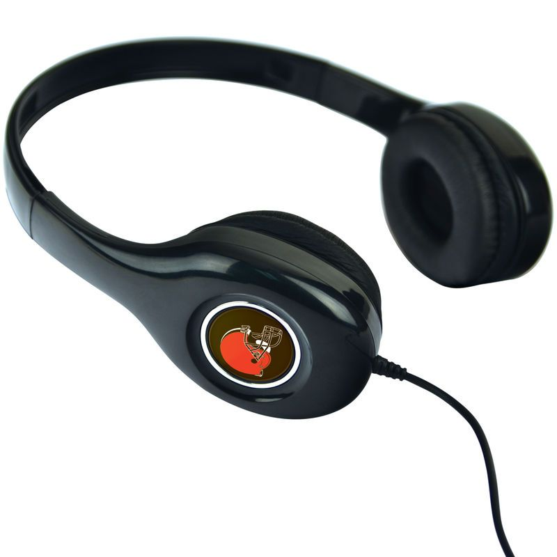 Cleveland Browns Over-Ear Headphones