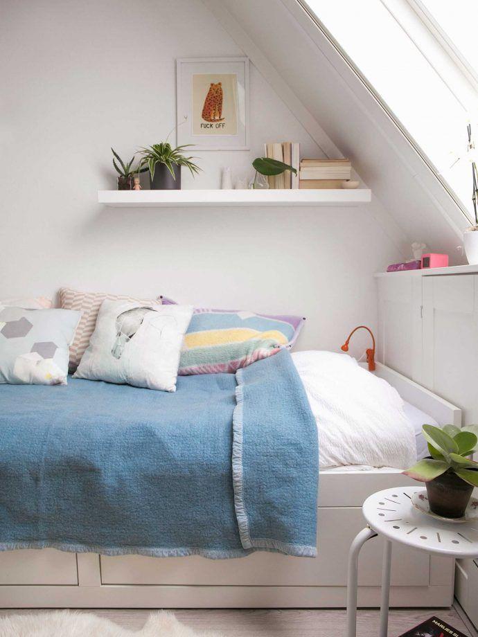 Kinderzimmer mit Dachschräge » Einrichtungsideen Zimmer