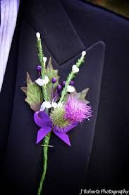 Image result for scottish national flower buttonhole