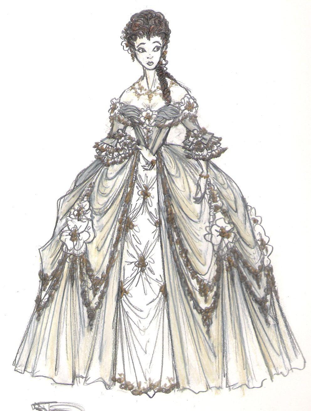 Rococo Moda Rococo Vestidos Vitorianos