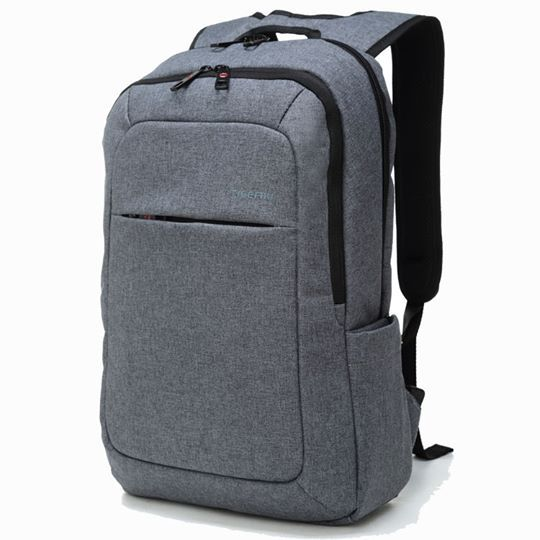 Multi-compartment laptop backpack equipped with one large packing  compartment 5f0d675cb