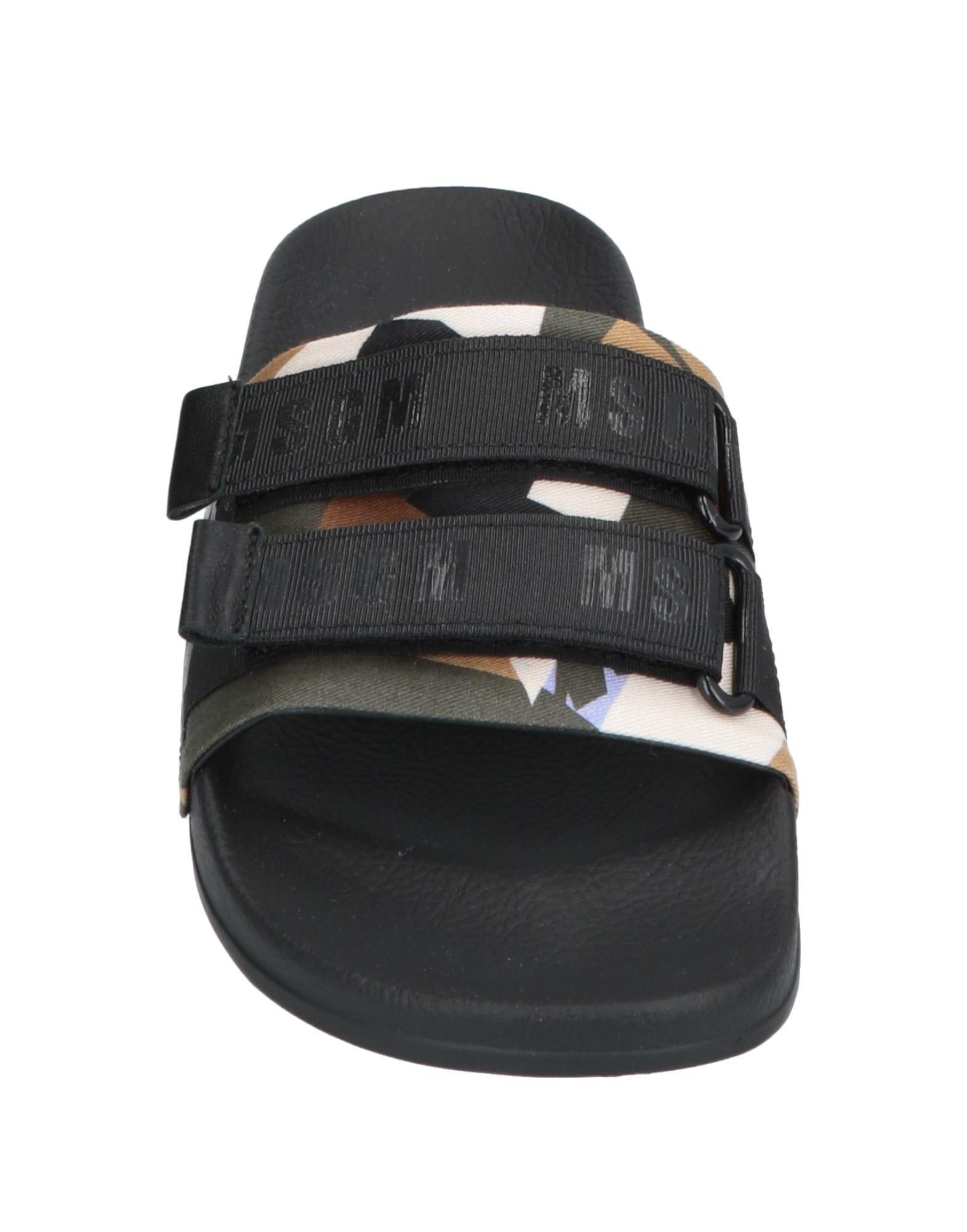 2bae5bad3 Msgm Sandals - Men Msgm Sandals online on YOOX United States - 11623850AT