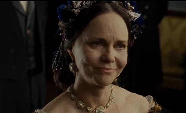"Mary Todd Lincoln in ""Lincoln"" 