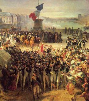La Revolución Francesa Historia Resumida Revolucion Francesa Historia Francesa Historias Divertidas
