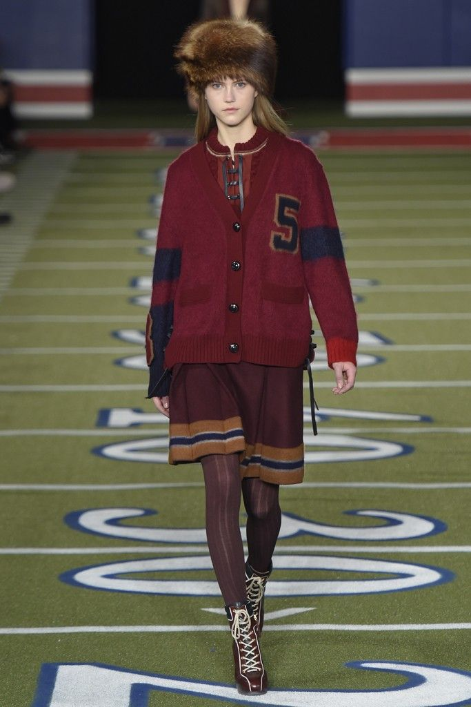 Tommy Hilfiger RTW Fall 2015 - Slideshow