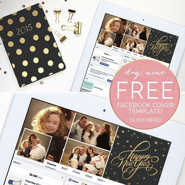 Free Facebook Timeline Cover Template for Photographers Photoshop - free album templates