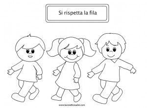 regole-scolastiche-disegni-scuola-infanzia   pravila ...