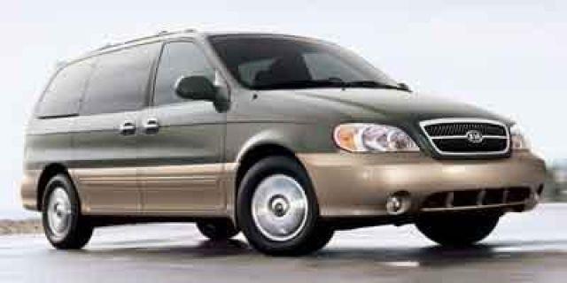 2005 Kia Sedona 123 456 Miles 4 900