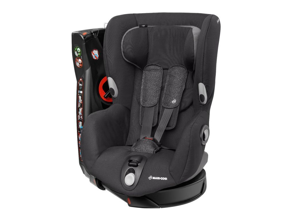Maxi Cosi Axiss Group 1 Car Seat In Triangle Black Car Seats Baby Car Seats Toddler Car Seat