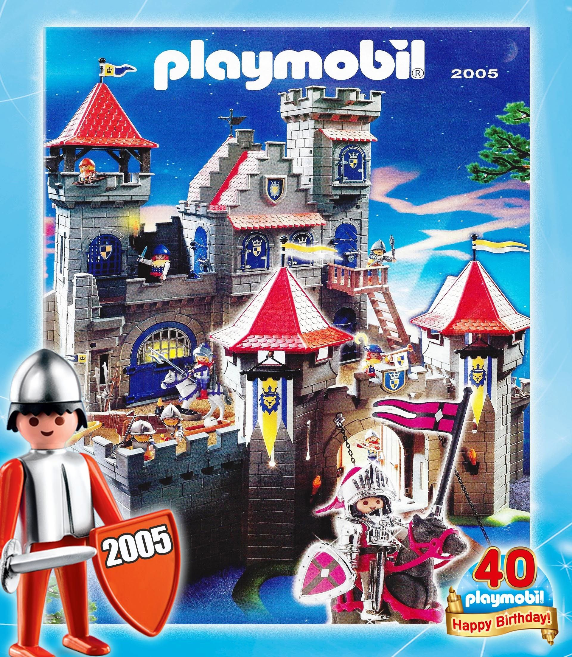 2005 playmobil 1974 2014 for Kinderzimmer playmobil