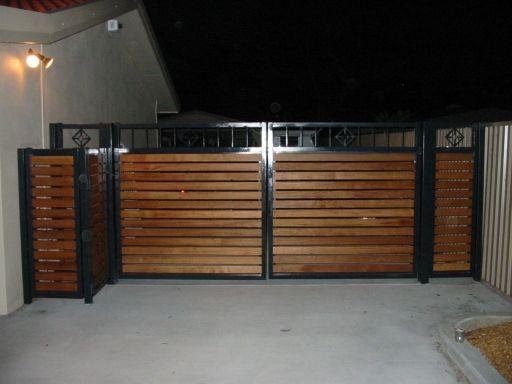 Gate Design Home Renovations Metal Driveway Gates