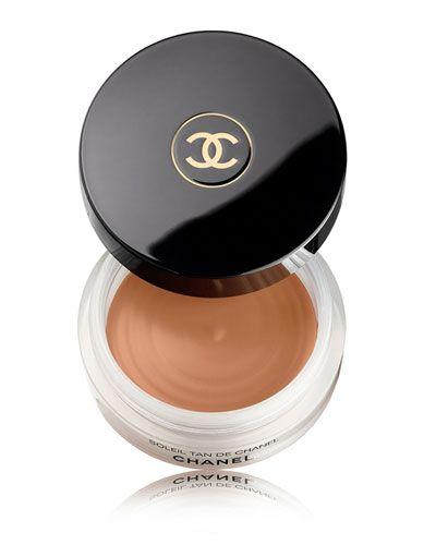 C0K10 CHANEL SOLEIL TAN DE CHANELBronzing Makeup Base