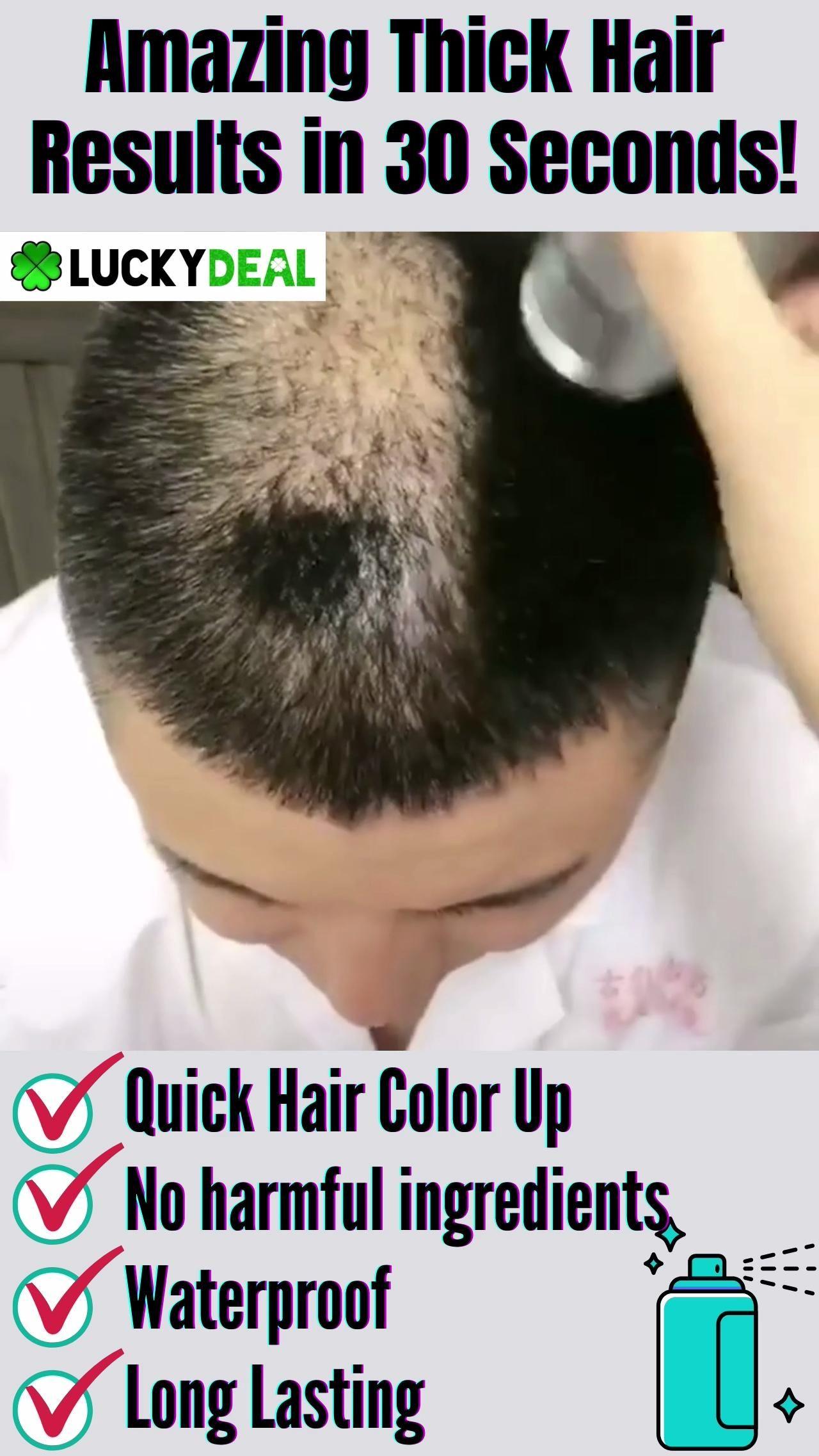😱World's Best Selling Hair Building Fibers!🌎