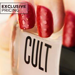 Limited time sale Modnique Exclusive: Cult Cosmetics. Visit Modnique.com Now!