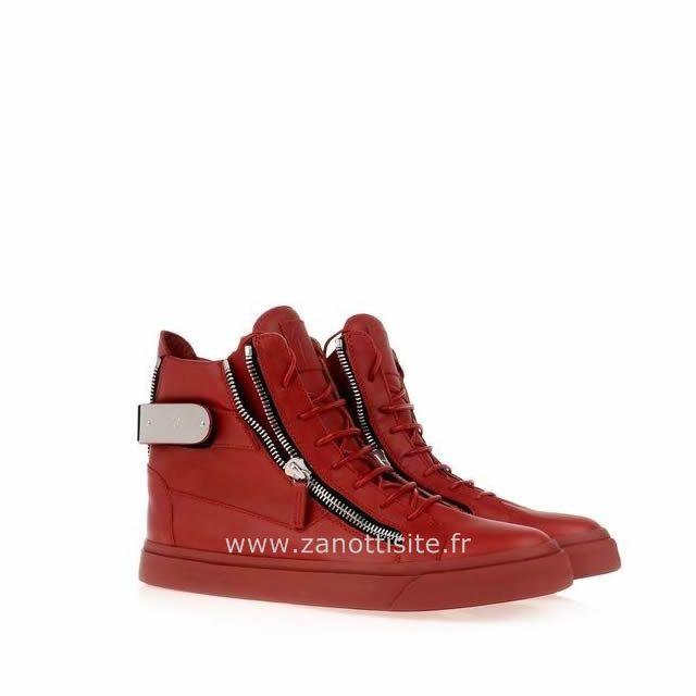 Chaussures De Sport De La Plate-forme De Conception - Noir Giuseppe Zanotti iAopR5