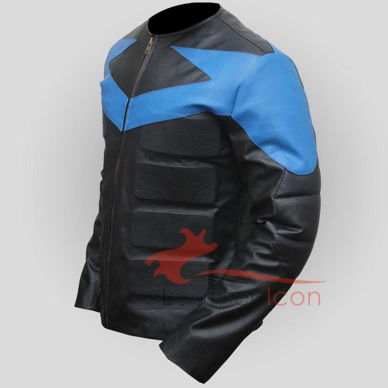 Ismahawk Nightwing The Series Danny Shepherd Jacket Jackets Nightwing Fashion