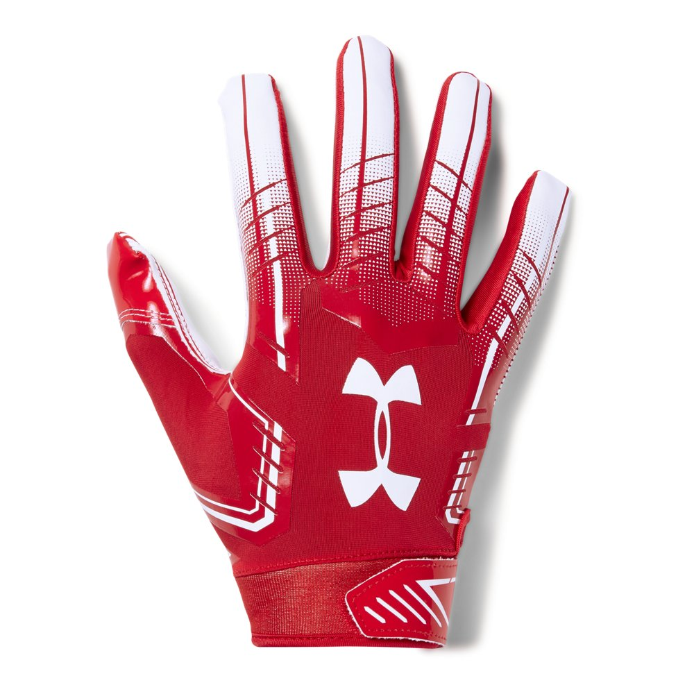 Mens ua f6 football gloves football gloves football