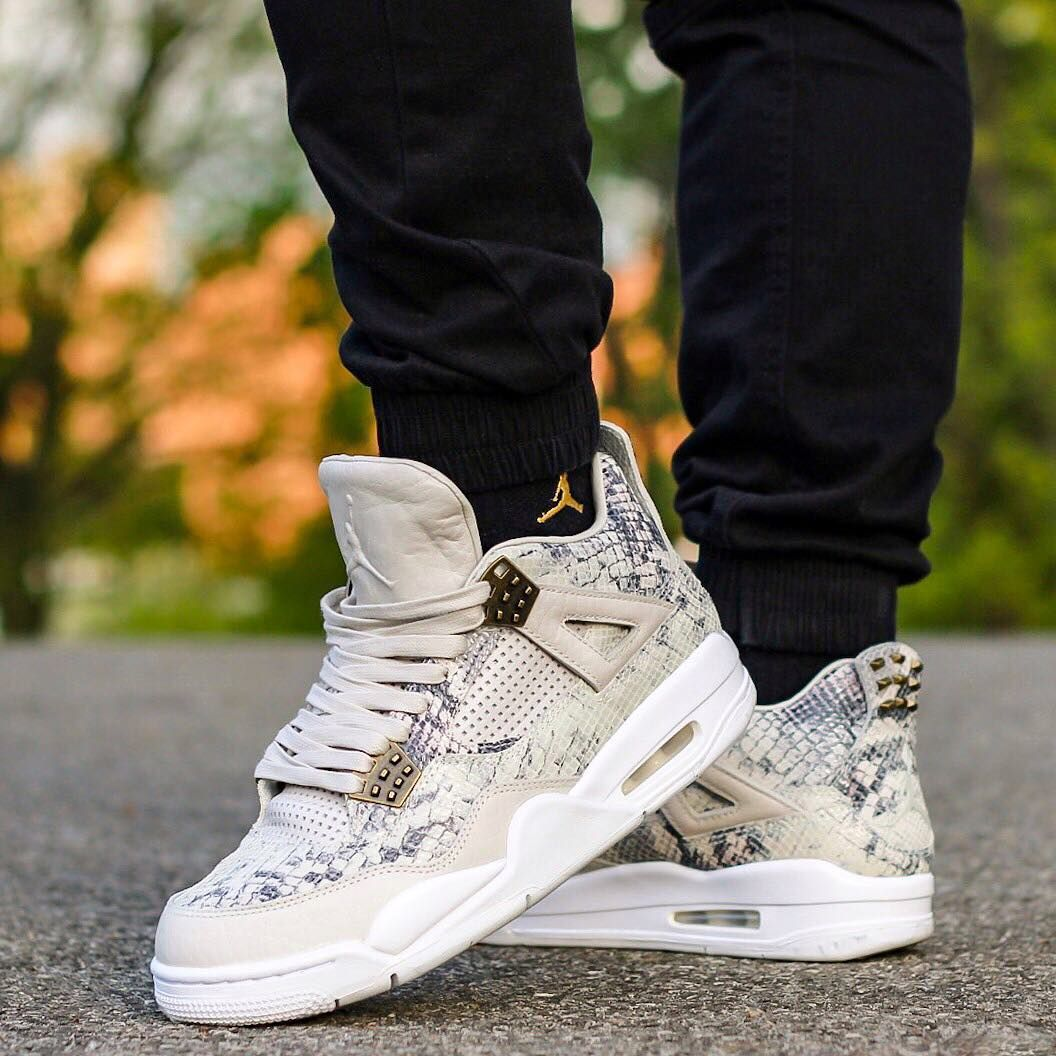 6a91c4f6332 Air Jordan 4 Premium Pinnacle