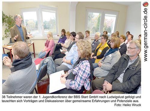 German Circle: Jugend stärken im Quartier