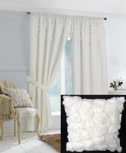 ruffle bedroom curtains   corepad.info   Pinterest
