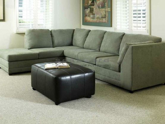 The Serta Sage Laf Sectional 8200is A Great Addition To Any Living