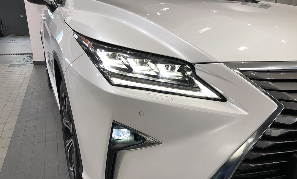 Lexus Rx350 Lexus Thăng Long