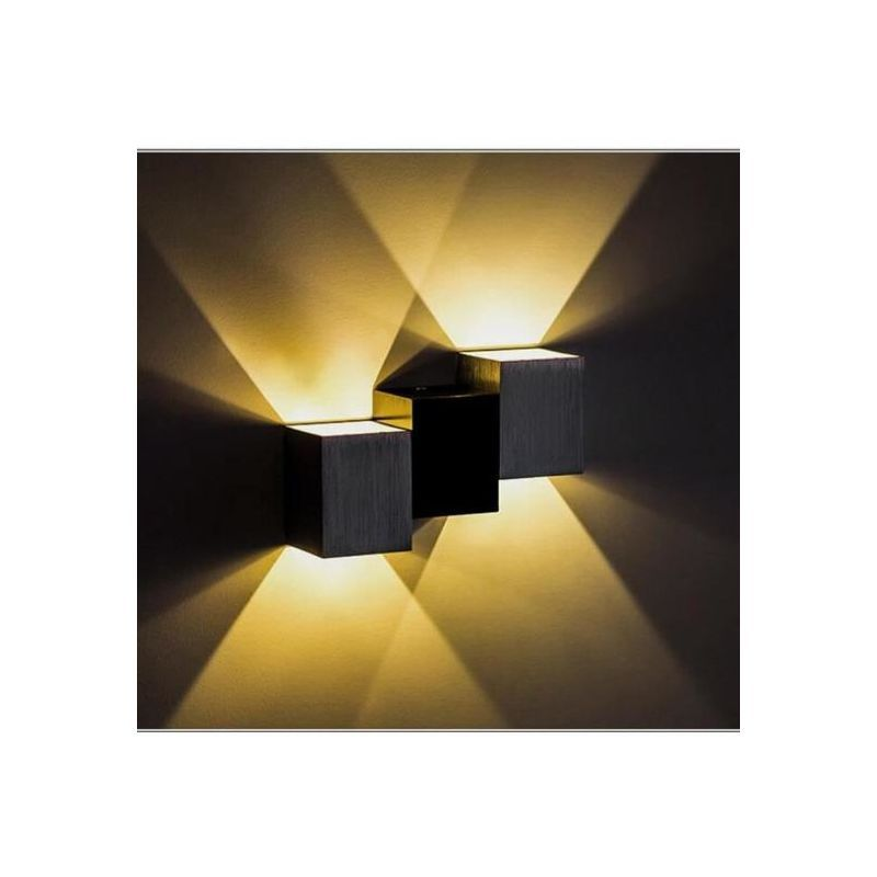 Applique Murale Interieur 6w Moderne Led Eclairage Mural Lumieres