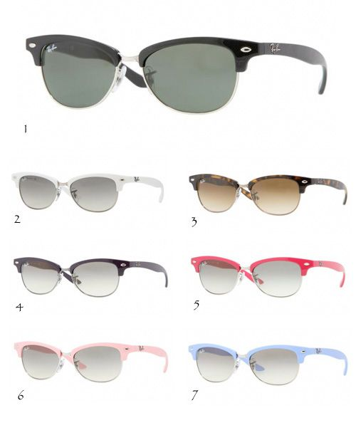 ray ban clubmaster colors  ray ban cathy clubmaster sunglasses