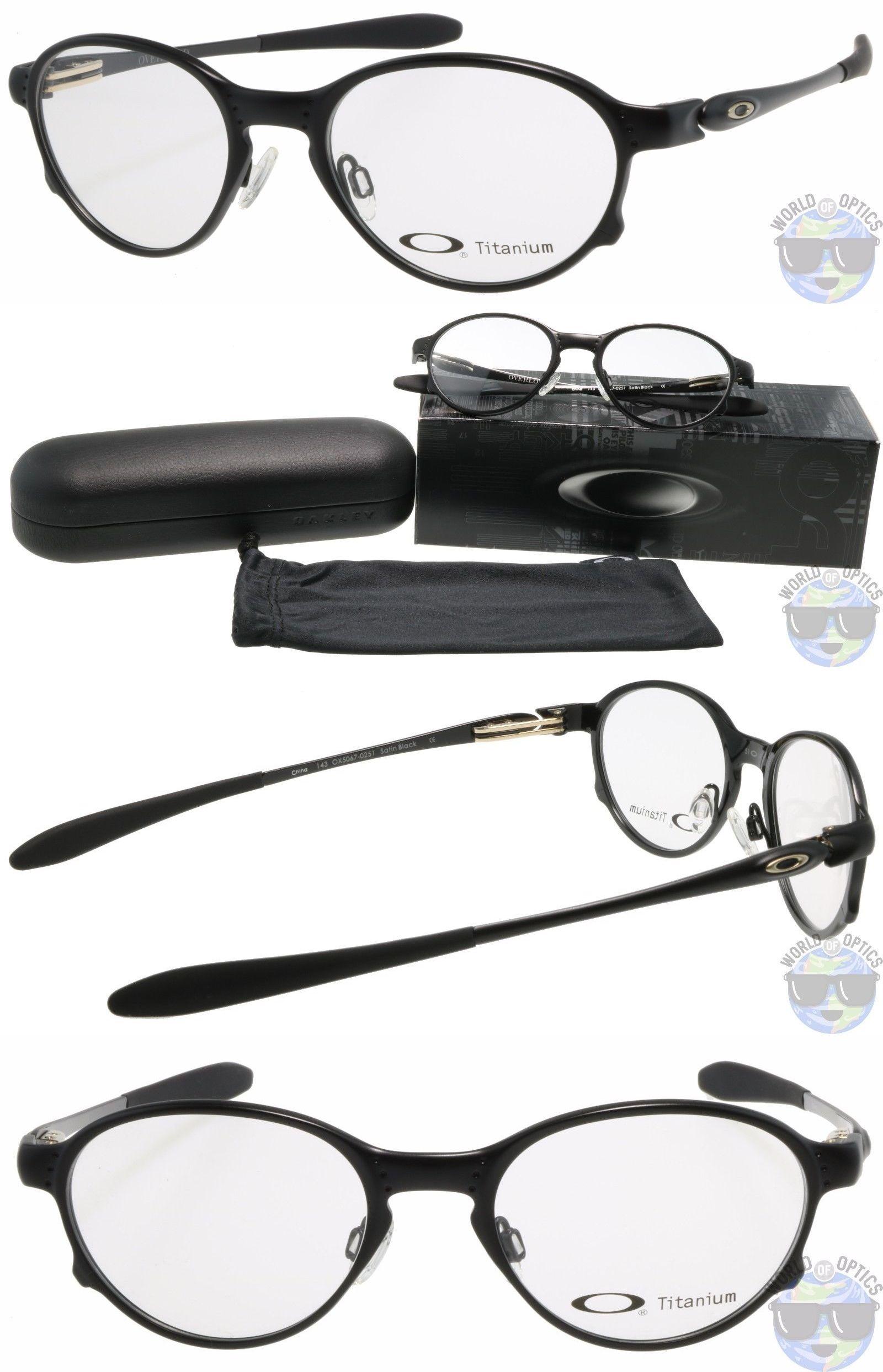 eac0eddaab Eyeglass Frames  Oakley Rx Eyeglasses Frames Ox5067-0251