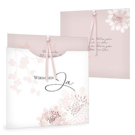 Anika Und Bastian Einladungen Hochzeit Karte Hochzeit Und Hochzeitskarten