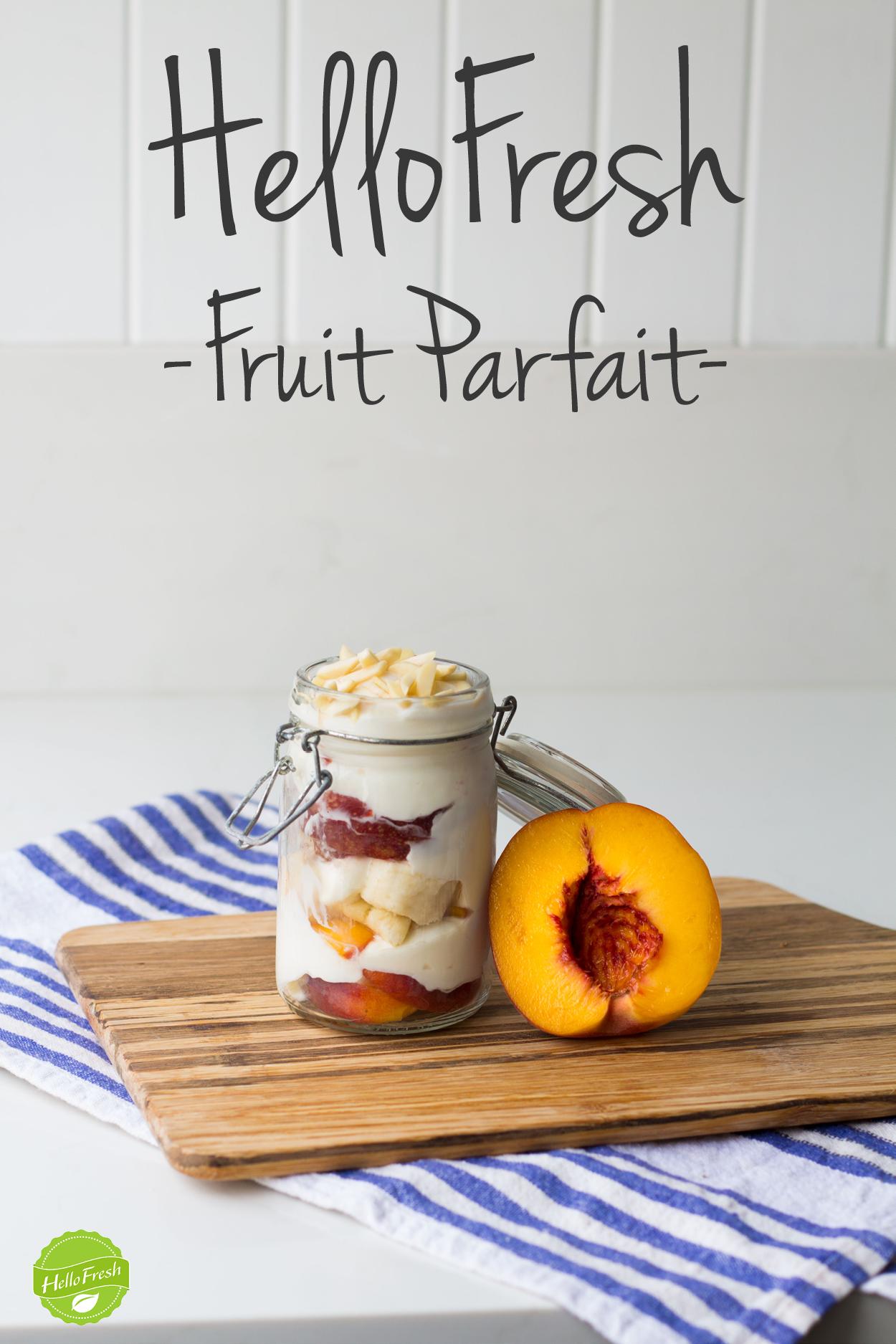 Fruit_Parfait breakfast