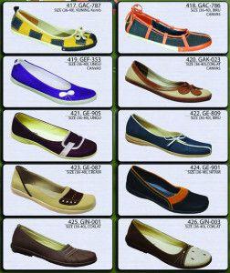 Model Flat Shoes/Sepatu Flat Terbaru
