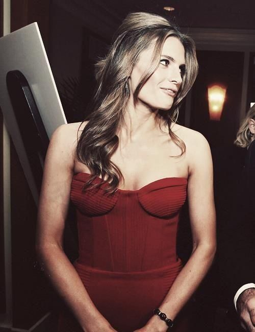Fact of life, Stana is just prettier than everybody else!